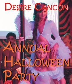 2009 Annual Cancun Halloween Party