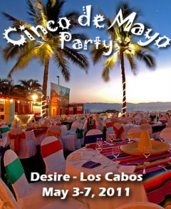 Cinco De Mayo Party in Cabo
