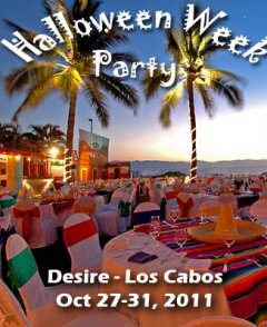 Desire Cabo Haunting Resort Take-Over