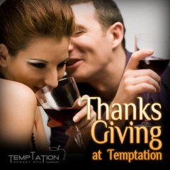 Thanksgiving at Temptation Cancun