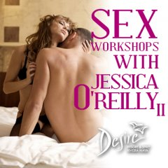 Sex Workshops with Jessica O'Reilly