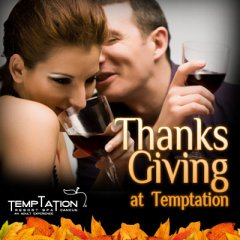 Thanksgiving at Temptation