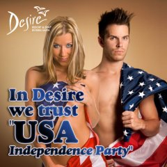 In Desire We Trust - US Independence Party