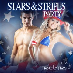 Stars and Strips Party