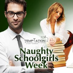 Naughty Schoolgirls Week