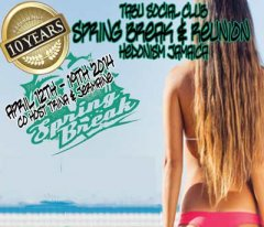 Tabu Social Club Spring Break Reunion