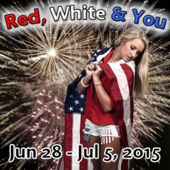 Red White and You - July 4th