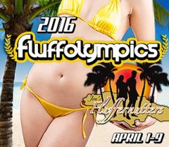 2nd Annual Fluff Olympics
