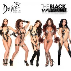 Black Tape Project at Desire Riviera Maya