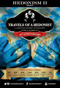 Travels of a Hedonist