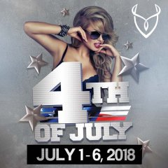 Fourth of July at Desire Riviera Maya