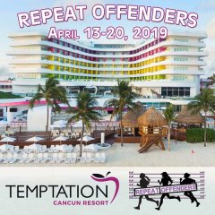 2019 Repeat Offenders at Temptation Resort Spa