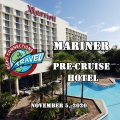 Mariner Pre-Cruise Party