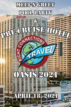 Oasis 2021 Pre-Cruise Hotel