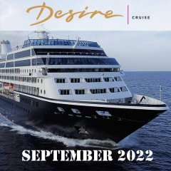Desire Greek Isle 2022 Cruise