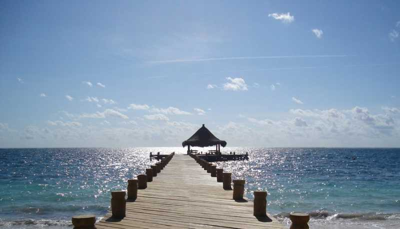 Private Pier at Ceiba del Mar