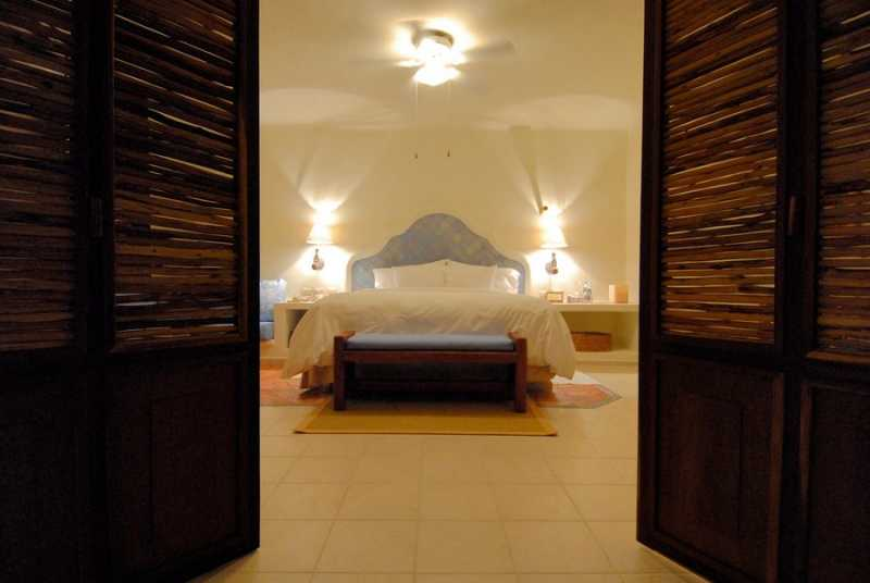 Master Suite at Ceiba del Mar