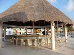 Diego's Pool Bar at the Activities Pool