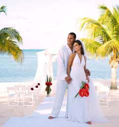 Weddings at Temptation Resort Spa