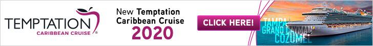 Temptation cruise 2020