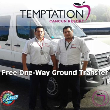One-Way Ground Transfers to Temptation Resort