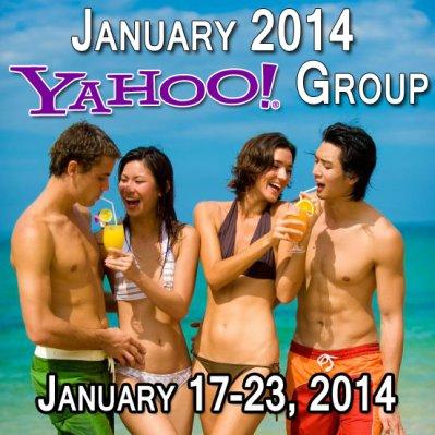 January 2014 Yahoo! Group to Desire Riviera Maya