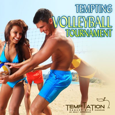 Tempting Volleyball Tournament