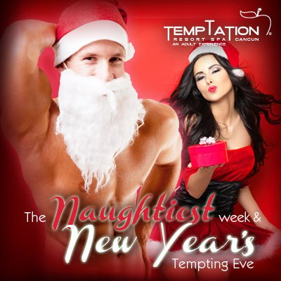 The Naughtiest Week and Tempting New Years