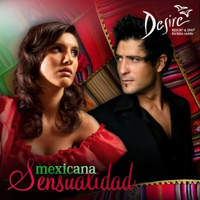 Mexicana Sensualidad