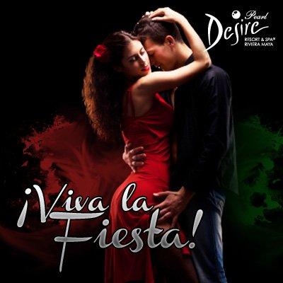 Viva la Fiesta Desire