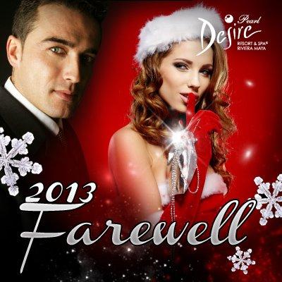 Farewell 2013