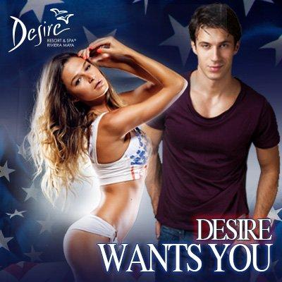 Desire WANTS YOU
