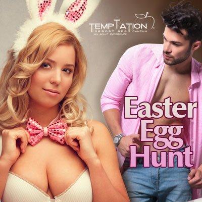 Tempting Easter Egg Hunt