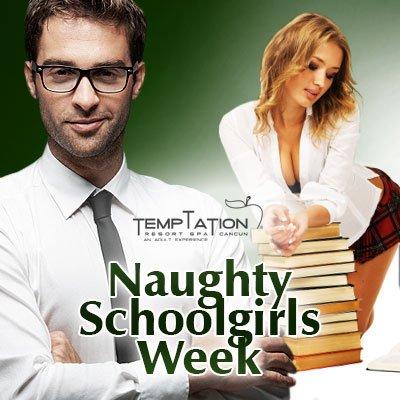 Naughty Schoolgirls Week