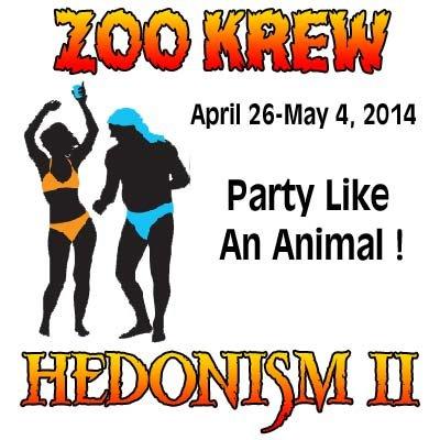 Zoo Krew - Party Like An Animal