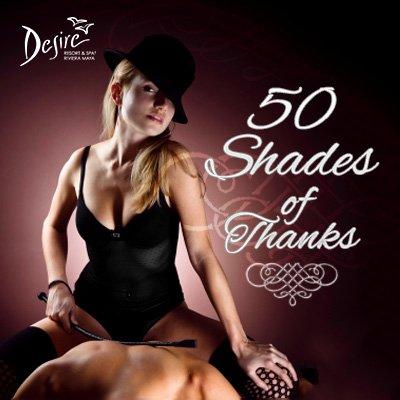 50 Shades of Thanks