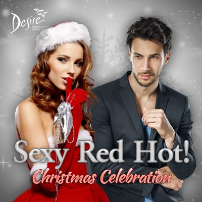 Sexy, Red Hot Christmas !!