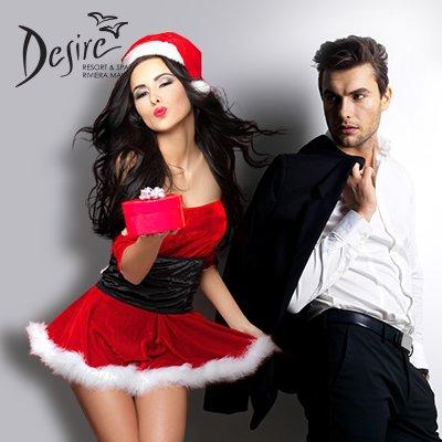 Desire XXX Christmas Dinner