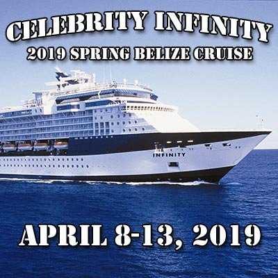 Infinity Spring Belize Cruise at Desire Pearl Puerto Morelos