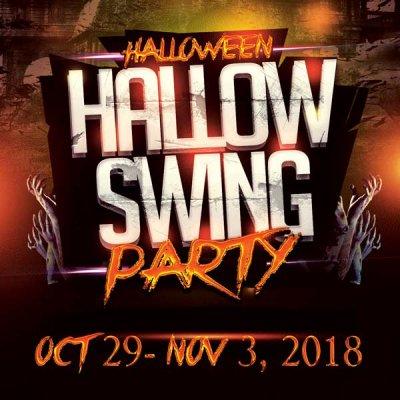 HallowSwing 2018 at Desire Pearl Puerto Morelos