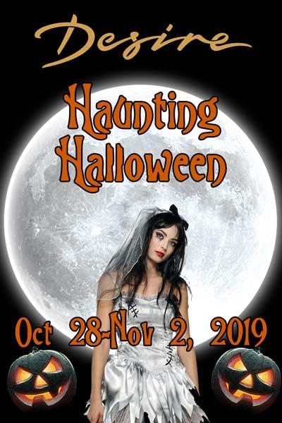 Haunting Halloween at Desire Resort Riviera Maya