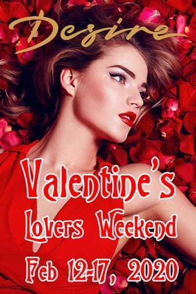 Valentine's Lover's Weekend at Desire Resort Riviera Maya