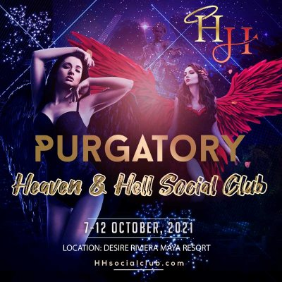Heaven-N-Hell Purgatory 2021 at Desire Resort Riviera Maya