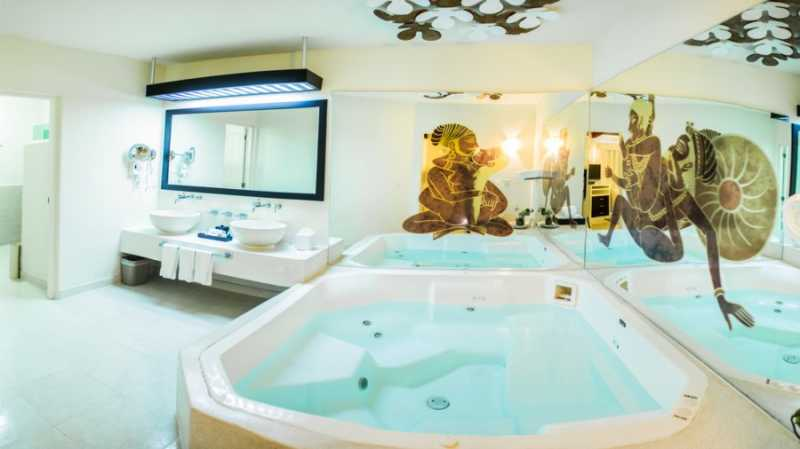 Junior Suite Oceanview at Desire Resort and Spa Riviera Maya