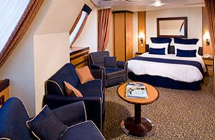 Ultra Spacious Oceanview Stateroom