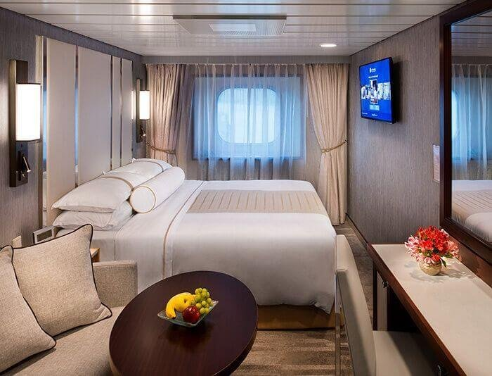 Club Oceanview Stateroom - 4