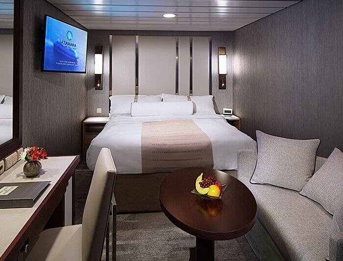 Club Interior Stateroom - 12