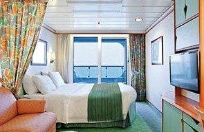 1b - Spacious Oceanview Balcony