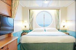 1n - Oceanview Stateroom