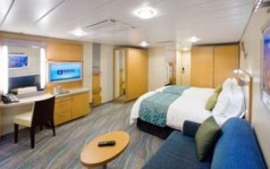 Spacious Interior Staeroom - 1 R